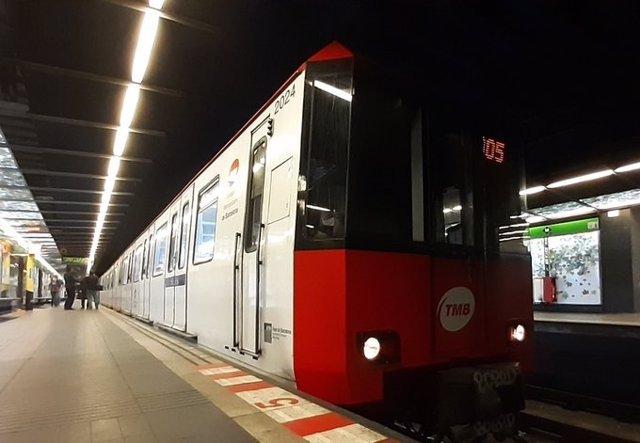 El Metro de Barcelona