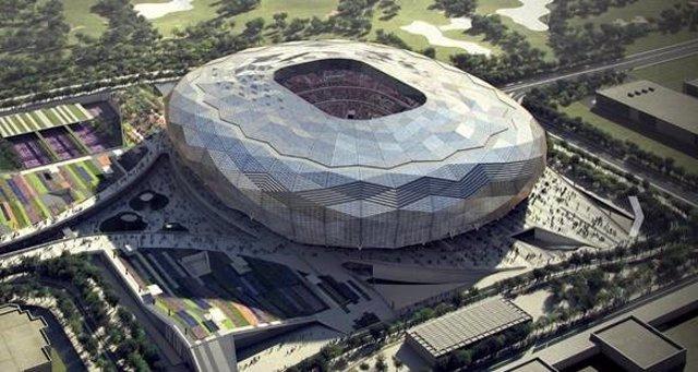 Fútbol.- Catar inaugurará el primero de los tres estadios del estudio español Fe