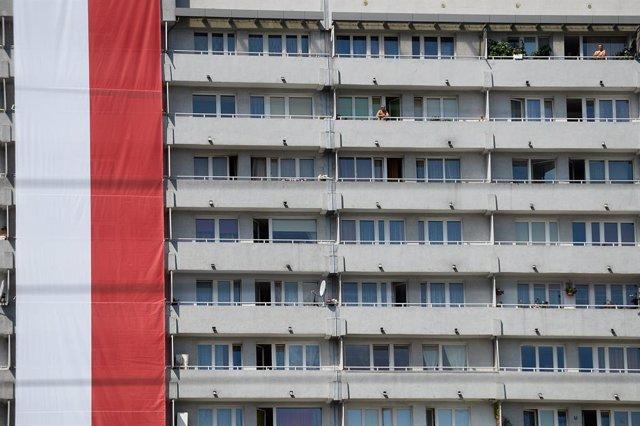 Polonia.- Bruselas denuncia que Polonia no ha suspendido el régimen disciplinari