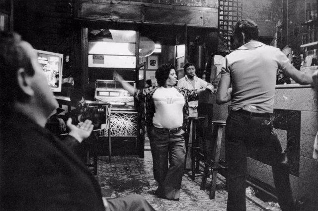 Una de las imágenes de 'El bar de la senyora Olvido'.