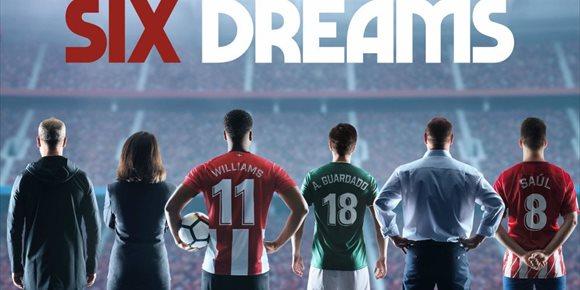 1. Amazon Prime Video anuncia la vuelta de Six Dreams en 2020