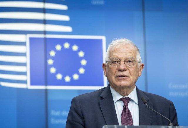 Libia.- La UE desestima la propuesta de Egipto para Libia y reitera que la única