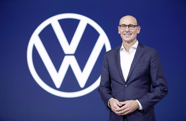 Ralf Brandsttter, nuevo consejero delegado de la marca Volkswagen.