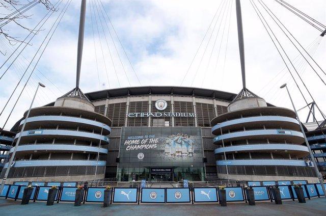 Fútbol.- El Manchester City inicia este lunes su apelación contra la sanción UEF