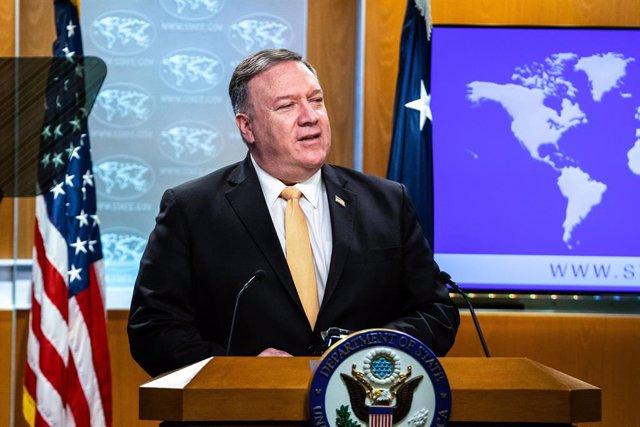 Irán.- EEUU anuncia sanciones contra dos empresas por sus presuntos lazos con el