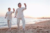 Foto: Beneficios emocionales que el Tai Chi levanta en pacientes de corazón