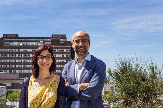 Mari Carmen Puertas y Javier Picado, IrsiCaixa