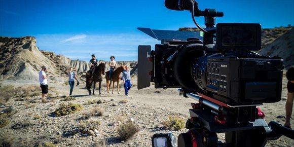 1. El Desierto de Tabernas, distinguido como 'Tesoro de la cultura cinematográfica europea'