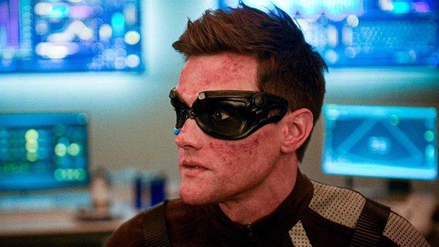 Hartley Sawyer, actor despedido en The Flash