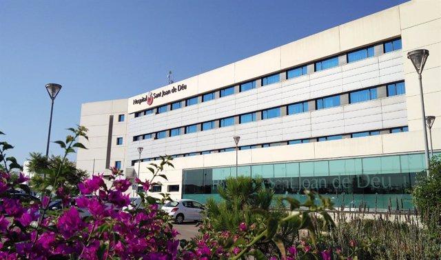 Hospital Sant Joan de Déu (Archivo)