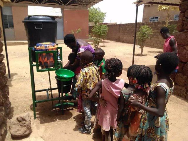 Proyecto de cooperación de la Diputación de Huelva en Burkina Faso