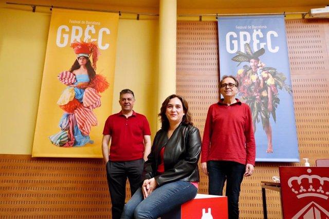 Coronavirus.- El Grec 2020 abrirá con un espectáculo de Baró d'Evel de homenaje a los sanitarios