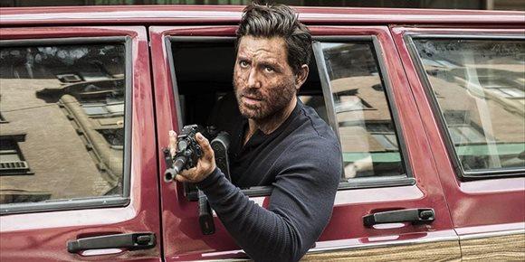 1. Los últimos días del crimen, la película de Netflix que tiene un 0 en Rotten Tomatoes... y que es la más vista