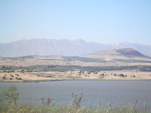 Imagen de archivo del Mediterráneo oriental.