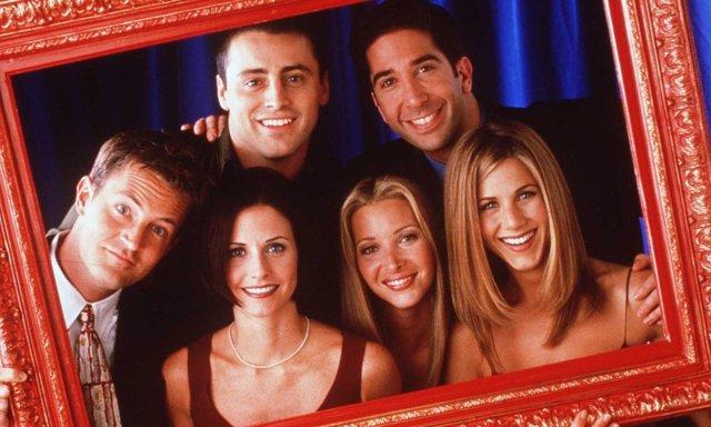 El equipo original de Friends vuelve a reunirse