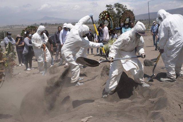 Coronavirus.- La pandemia de la COVID-19 deja más 26.000 casos y 385 muertes ent