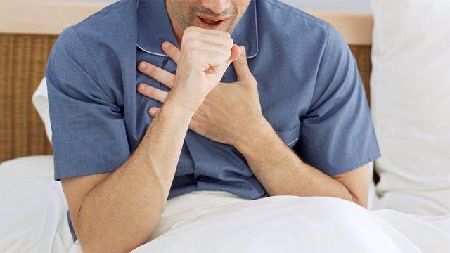 Limpieza bronquial, expectoración, toser
