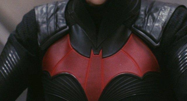 Logo del traje de Batwoman