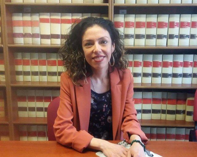Isabel Aguilar, experta en Derecho y Gestión Sanitaria