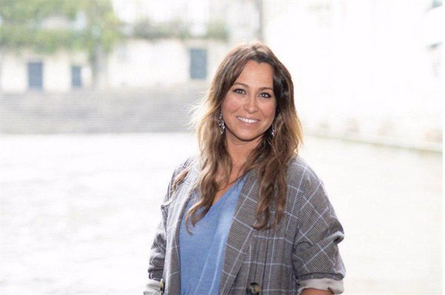 La candidata de Ciudadanos en Galicia, Beatriz Pino