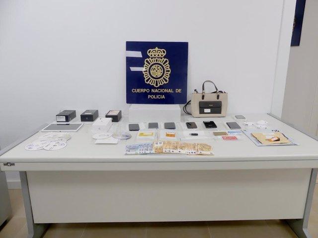Dos detinguts a Terrassa (Barcelona) per cometre 38 estafes