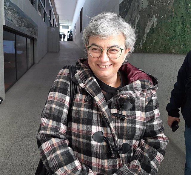 Ana González (PSOE), alcaldesa de Gijón