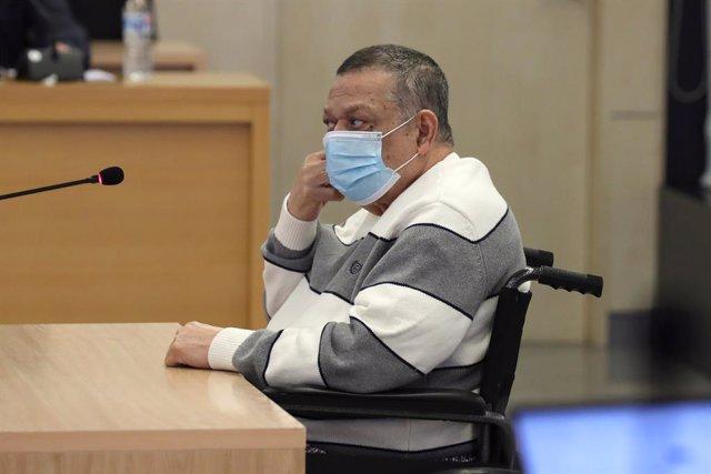 El excoronel acusado del asesinato de Ellacuría dice que no dio orden de matarle