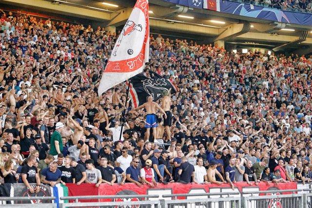 Fútbol.- El Johan Cruijff Arena de Amsterdam, confirmado como sede de la Eurocop