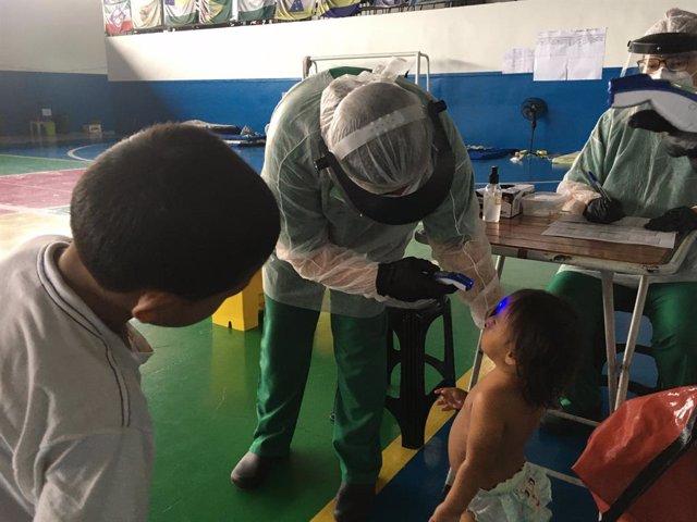 """Coronavirus.- La CIDH urge a Venezuela a """"brindar atención sanitaria"""" a los indí"""