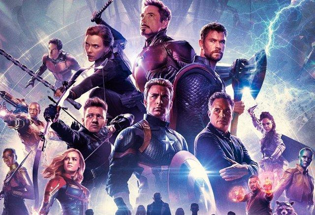 Cartel de Vengadores: Endgame