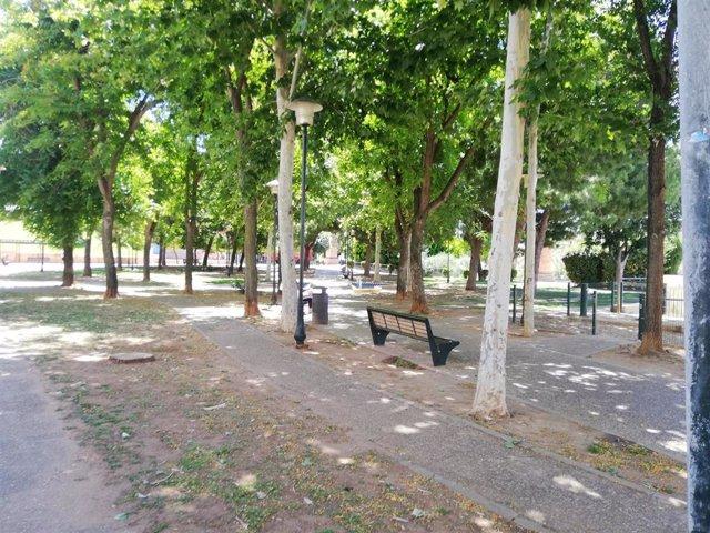 Parque Centro de Alcalá