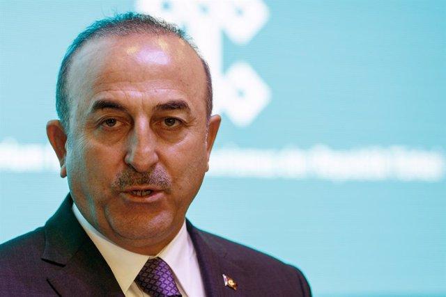"""Siria/Turquía.- Turquía tilda de """"hipócrita"""" que el Parlamento sirio reconozca e"""