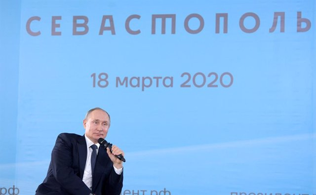 Rusia.- Las fuerzas de seguridad de Rusia frustran un atentado en Crimea