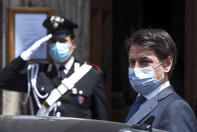 Coronavirus.- Conte prestará declaración en la investigación por la gestión de l