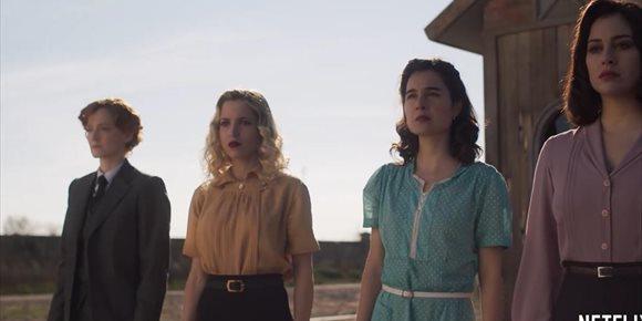 2. Netflix lanza el tráiler de la temporada final 'Las chicas del cable'