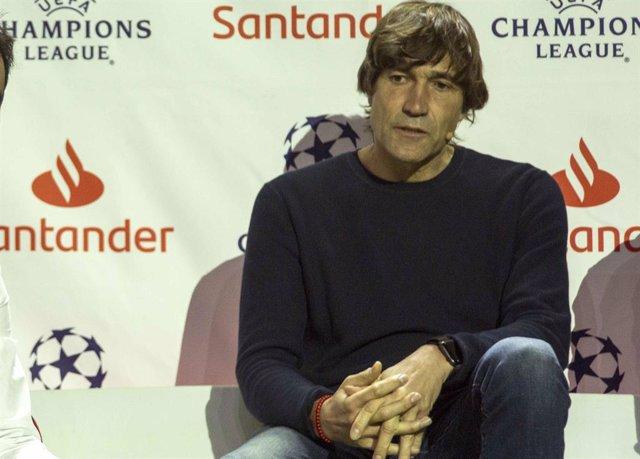 """Fútbol.- Salinas: """"Al Barça le ha venido bien el parón, llegará en el mejor mome"""