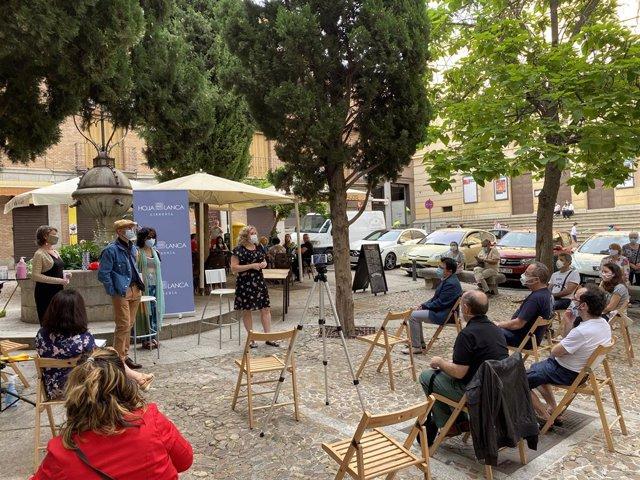 El Ayuntamiento de Toledo respalda la primera actividad cultural al aire libre t