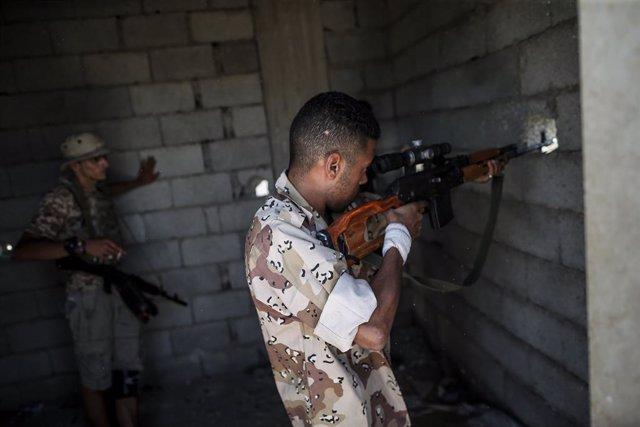 Libia.- Las partes en conflicto en Libia inician conversaciones para intentar pa