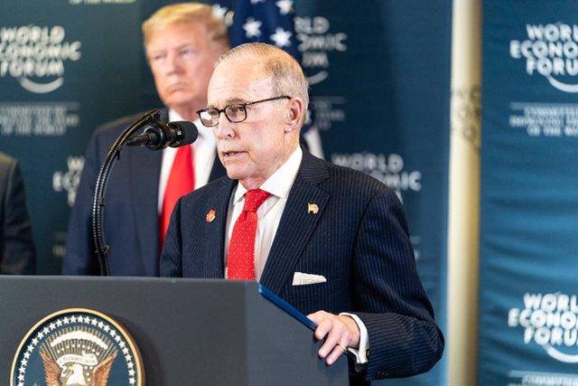 L'assessor econòmic de la Casa Blanca Larry Kudlow.