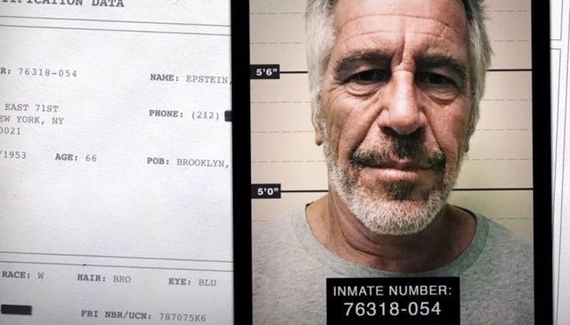 Imagen del documental de Netflix Jeffrey Epstein: Filthy Rich