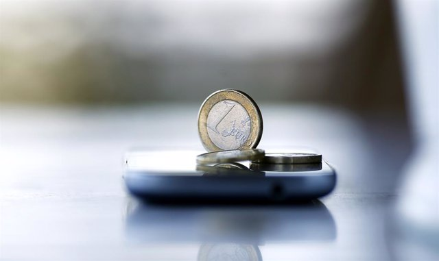 Bitllets, monedes, euros, euro, diners