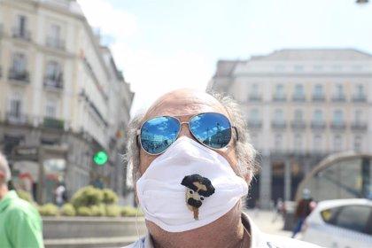 Recomiendan usar protección solar en la piel aunque esté cubierta por la mascarilla