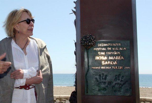 Mor l'actriu Rosa María Sardà als 78 anys, la seva vida en imatges.
