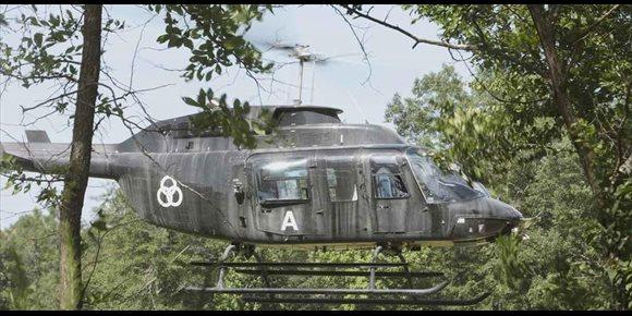 1. The Walking Dead: El símbolo de la CRM apareció antes que el helicóptero... y no te diste cuenta