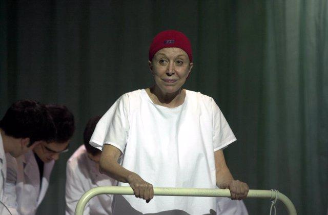 Mor l'actriu Rosa María Sardà als 78 anys, la seva vida en imatges (arxiu)