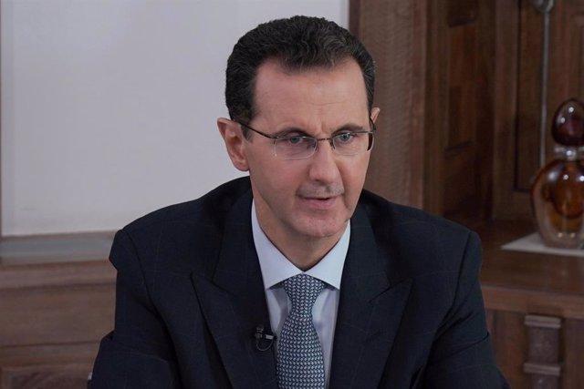 El president de Síria, Bashar al-Assad