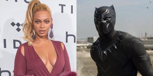 1. Marvel quiere que Beyoncé esté en Black Panther 2