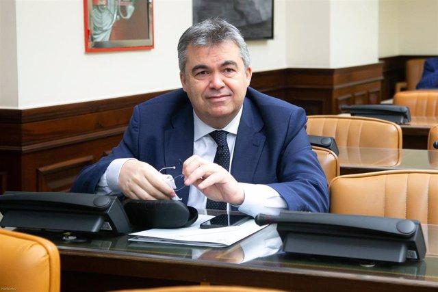El diputado del PSOE Santos Cerdán.
