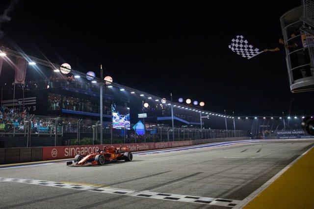 Fórmula 1.- La Fórmula 1 descarta correr este año en Japón, Singapur y Azerbaiyá