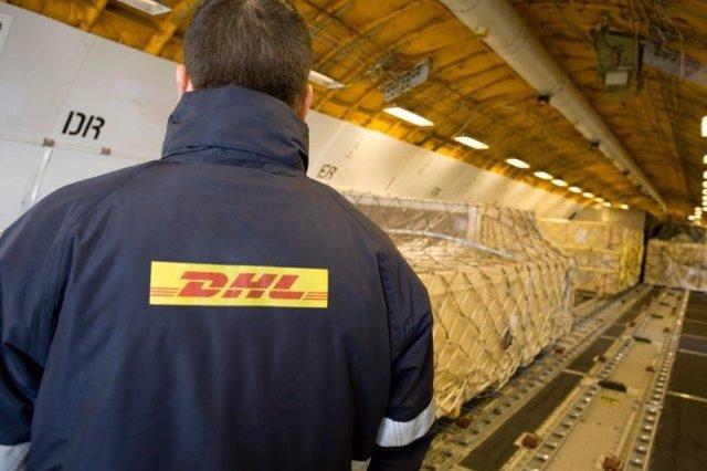 DHL Express ha transportado más de 200 toneladas de EPIs a España desde el inicio de la crisis sanitaria